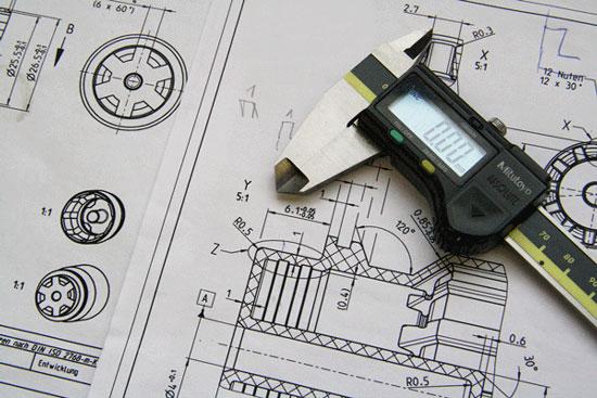 studio tecnico di progettazione meccanica a Scandiano