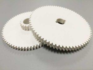 Stampa 3D di ingranaggi per impastatrice