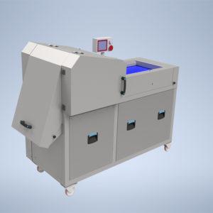 Cubettatrice CUB400 Cubettatrice industriale