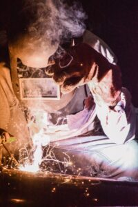 Carpenteria metallica FSI Impianti Scandiano