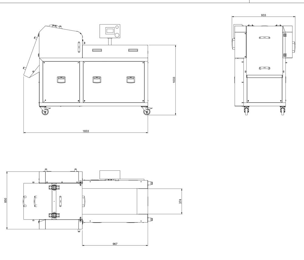CUB-400-dimensioni